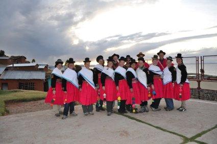 Looking Peruvian