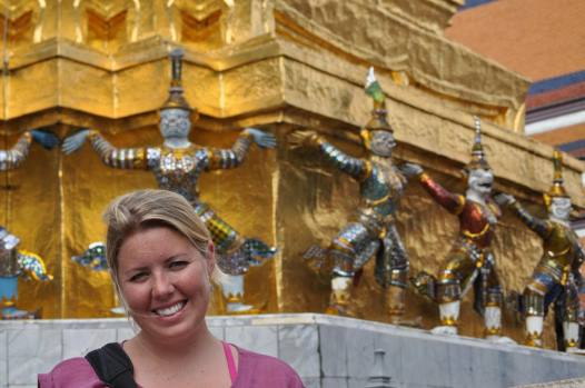 Eva at The Grand Palace