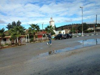 Roadside town
