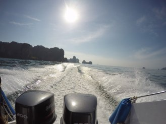 Railay Beach Boat Trip