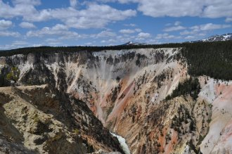 yellowstone canyon 14