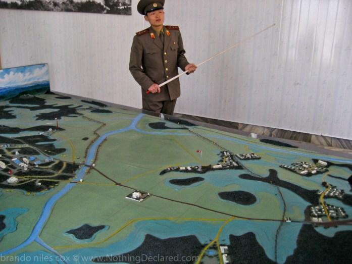 DMZ area map