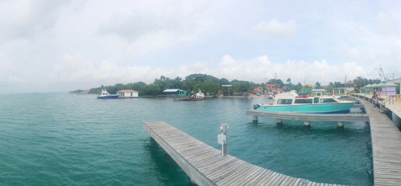 Belize to Honduras by Boat