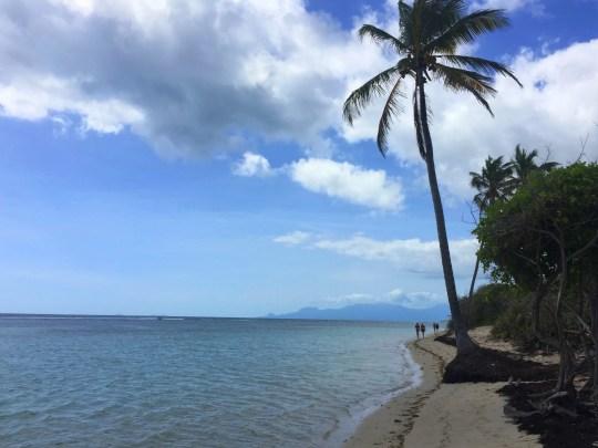 Plage De Bois-Joian Guadeloupe