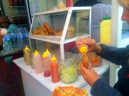 Bolivia Street Food La Paz