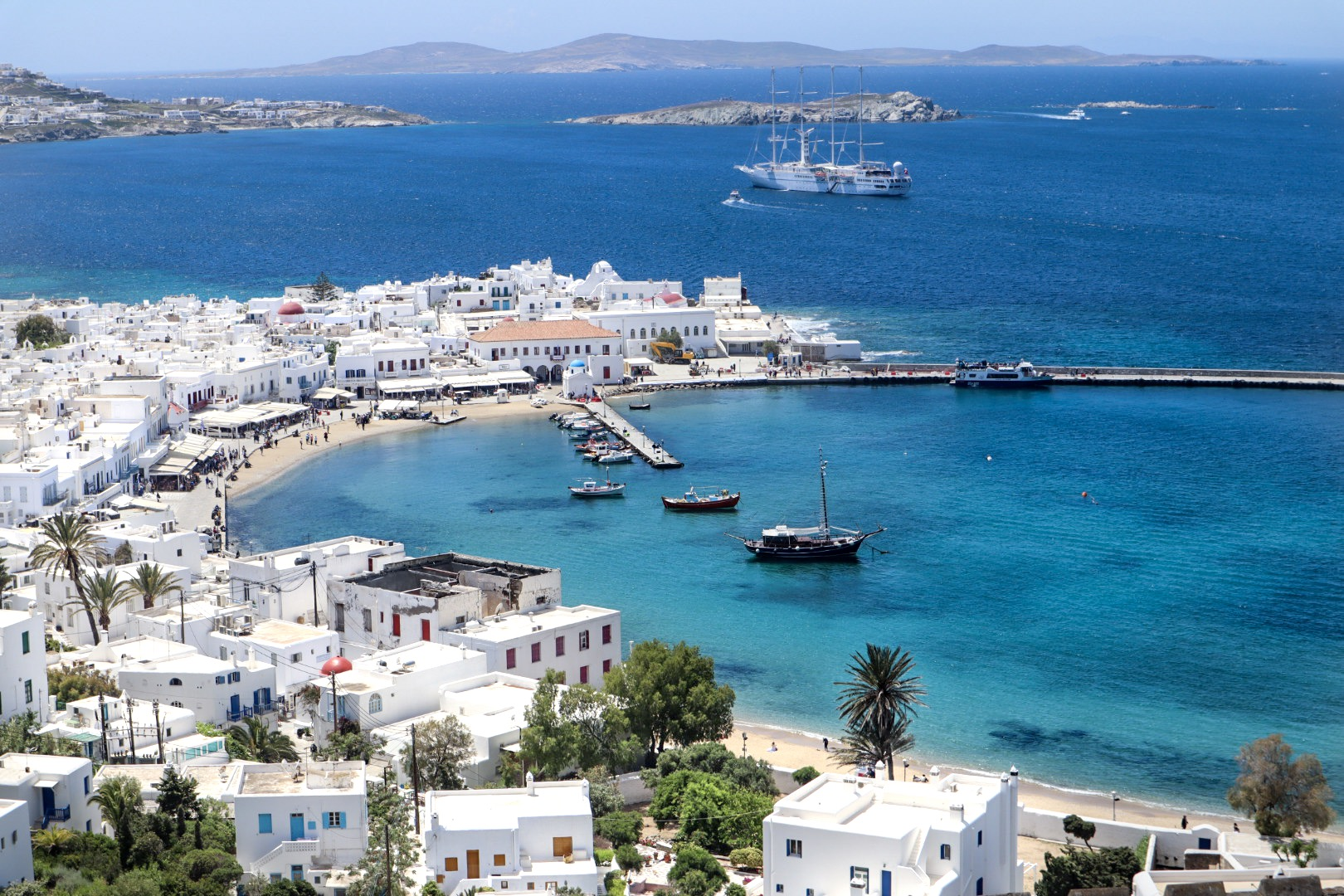 Greece the Cyclades