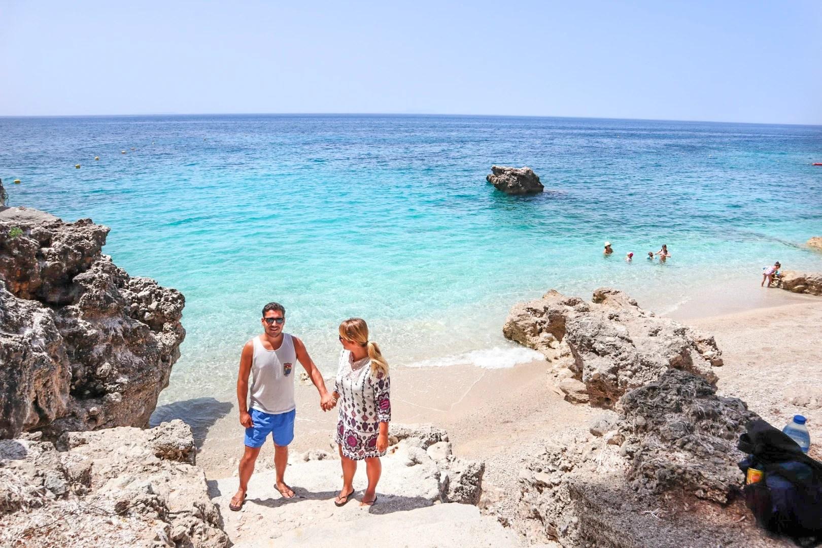 Dhermi Beach Paradise On The Albanian Riviera Nothing