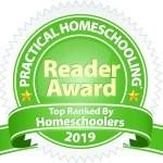 Practical Homeschooling Reader Award 2019