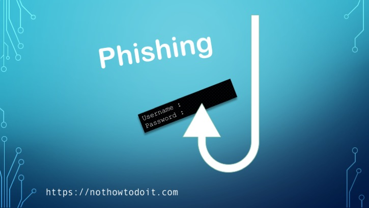 A Phishing Example