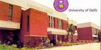 Lakshmibai College faculty jobs