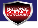 National Science Concours Online Competition 2018-19