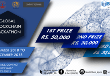 Blockchain Hackathon KJ Somaiya College Engineering