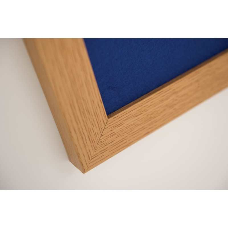 Eco-Friendly Duo Wood Frame Notice Board