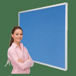 Fire Retardant Notice Boards