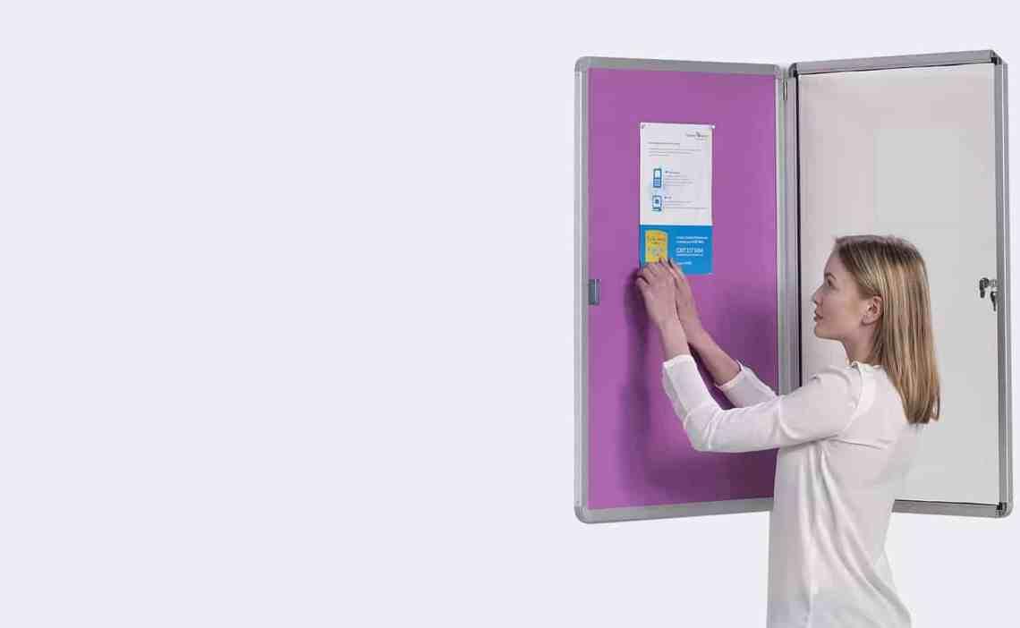 Indoor Tamperproof Noticeboards