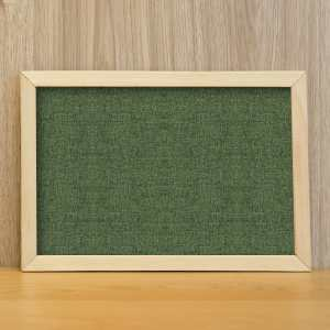 Cara Wood Frame Noticeboard