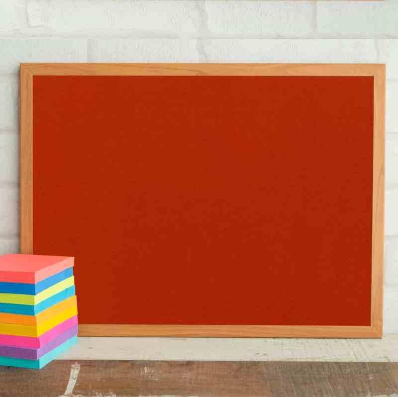 Charles Twite Wood Frame Noticeboard