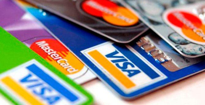Subió el límite máximo para tarjetas de créditos