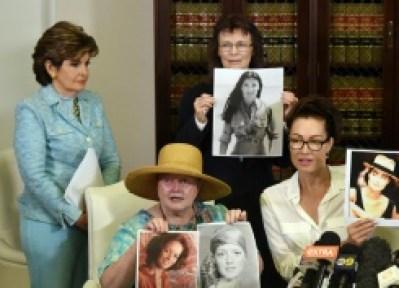 mujeres denuncian a bill cosby