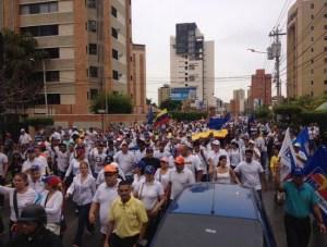 Maracaibo-marcha