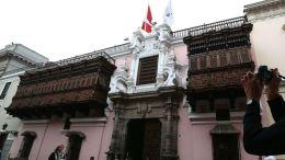 cancillería perú