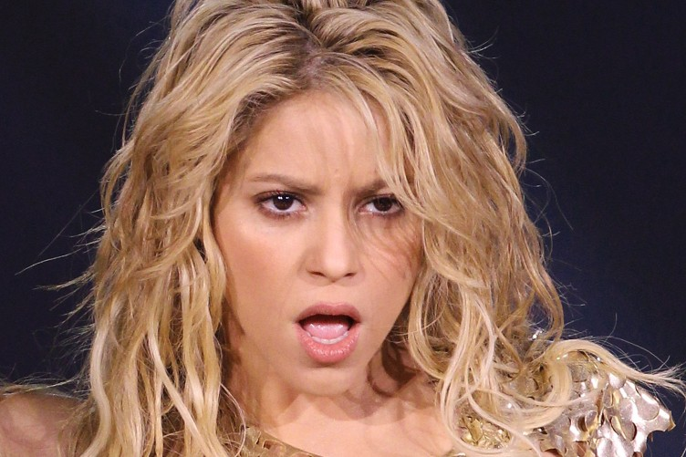 La foto prohibida de Shakira con el marido de una de sus enemigas