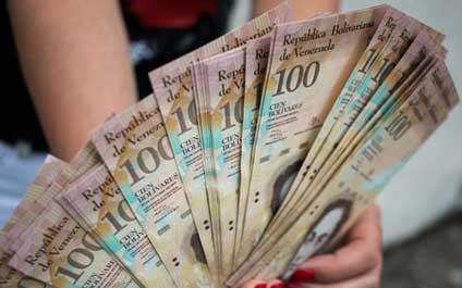 Agarraron a un cliente de Banesco con 7 billones de bolívares en su cuenta