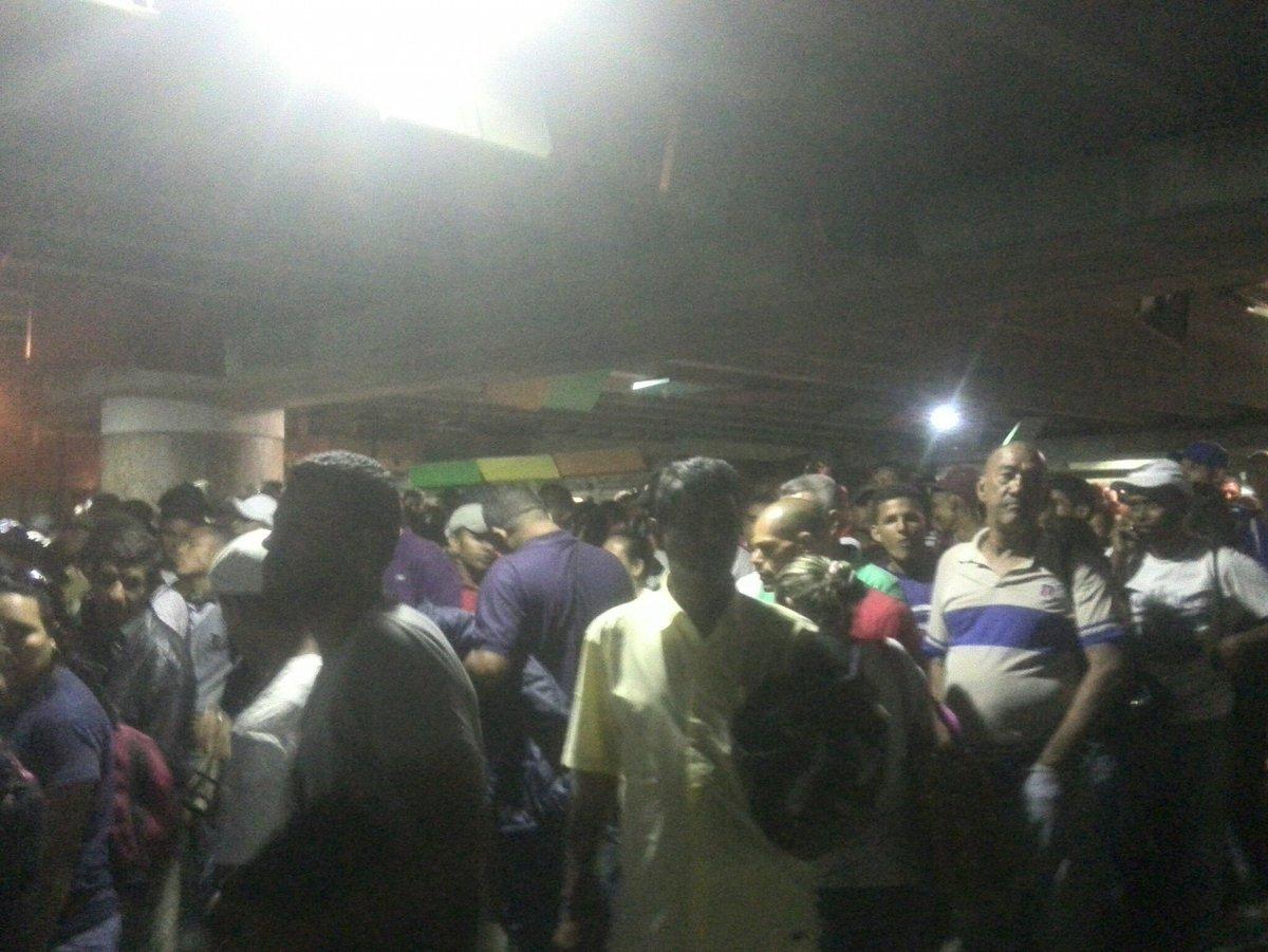 Se caldearon los ánimos en el BCV tras el anuncio de Maduro (Imágenes)