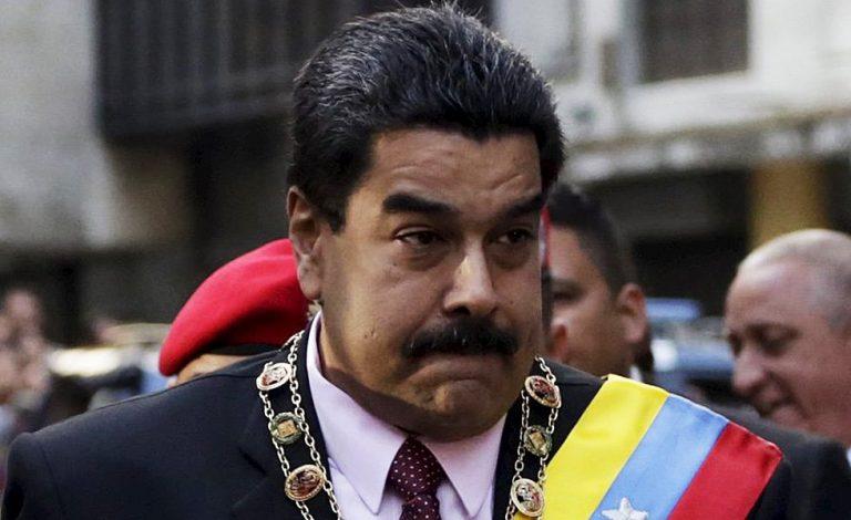 Se filtra en las redes mensaje de Maduro a las 11 y 59 del 31D