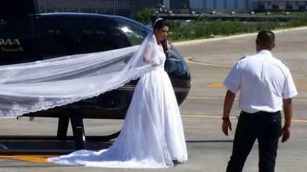 Otra tragedia aérea enluta a Brasil: vestida de novia, iba camino al día más feliz de su vida