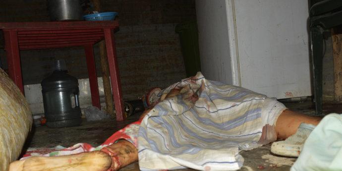 """El """"atroz"""" asesinato de una joven en Barquisimeto"""