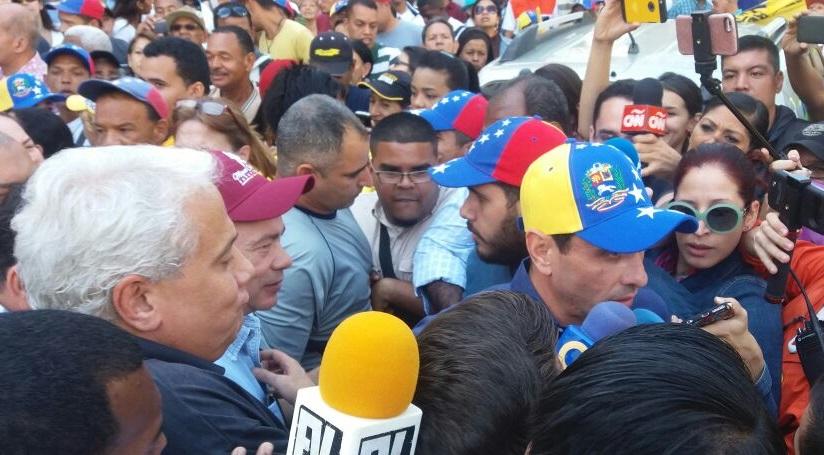 La sorpresa que anunció Capriles para la próxima semana