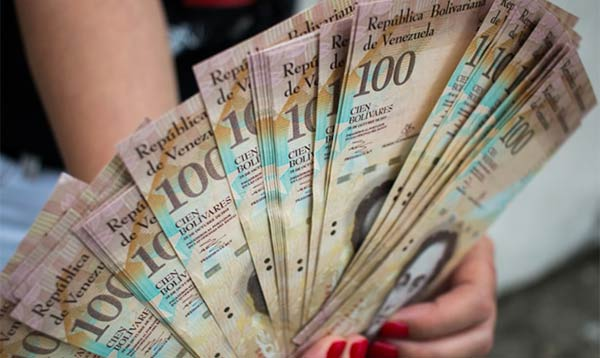 Extraoficial: Lo que va a pasar con el billete de Bs.100 en unos días