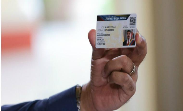 """El crédito que puedes recibir si tienes el """"Carnet de la Patria"""""""