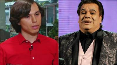 "Pillan a hijo de Juan Gabriel en ""pleno apogeo"" con 5"