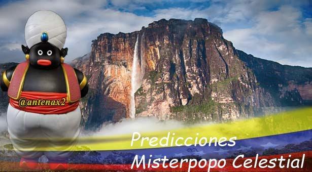 """Predicciones de Misterpopo (@Antenax2): La """"misteriosa mujer roja"""" que cuenta todo"""