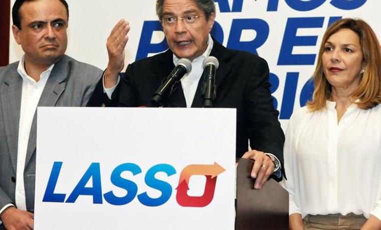 Se acabó el socialismo en Ecuador: Sondeo da como ganador al opositor Guillermo Lasso