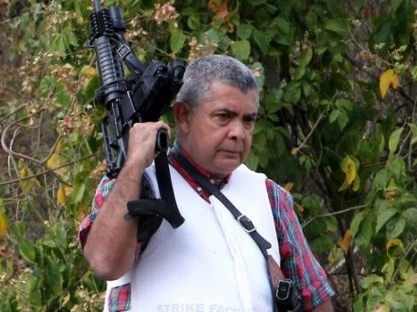 """Filtran foto del General Vivas en El Helicoide: """"Esta mal"""""""
