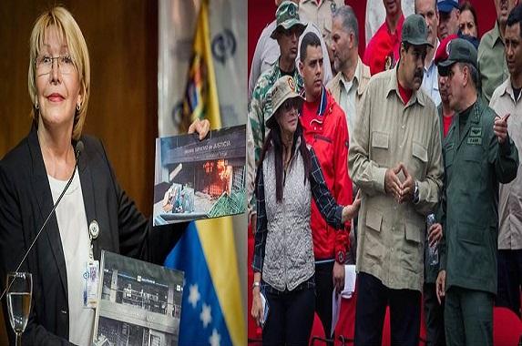 ¡Tubazo! Lo último de la Fiscal y los problemas en el chavismo
