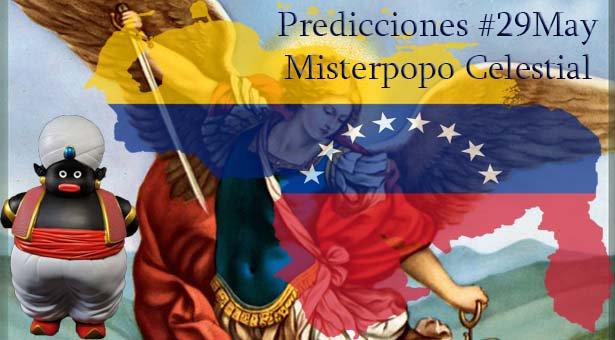 Predicciones de Misterpopo (@antenax2) 29M: ¡Trompetas anuncian el fin! San Miguel enfrenta la batalla