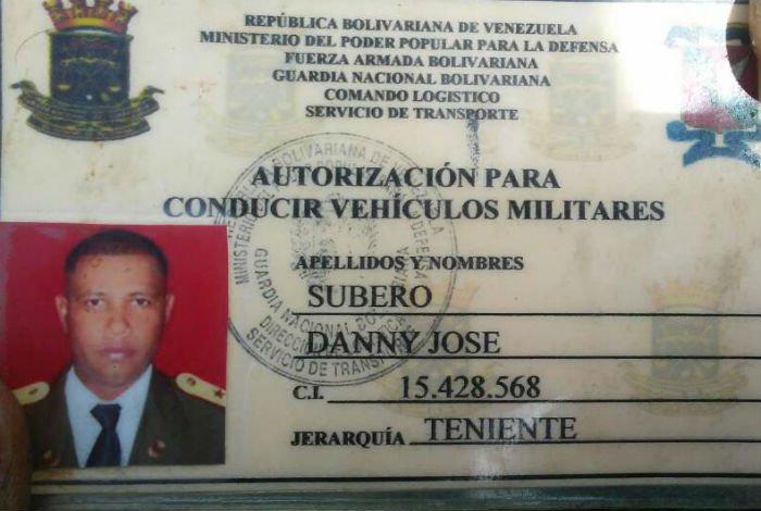 Lincharon a GNB que grababa a las personas en el homenaje a Manuel Sosa en Valle Hondo
