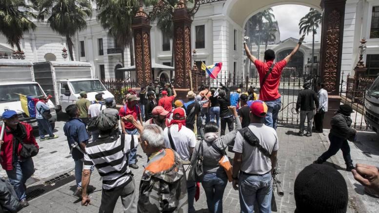 colectivos violentos venezuela