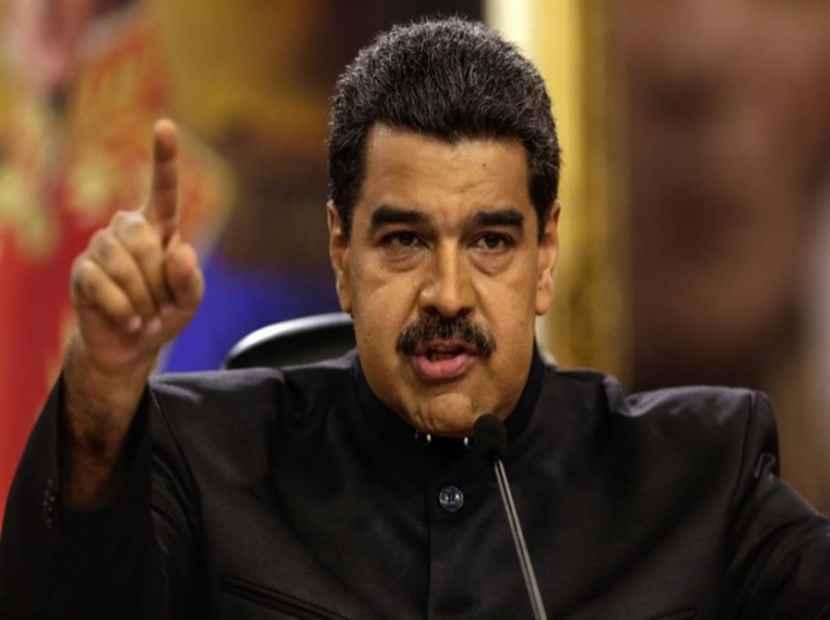 Insultaron a Nicolás Maduro en plena transmisión en vivo y esta fue su respuesta