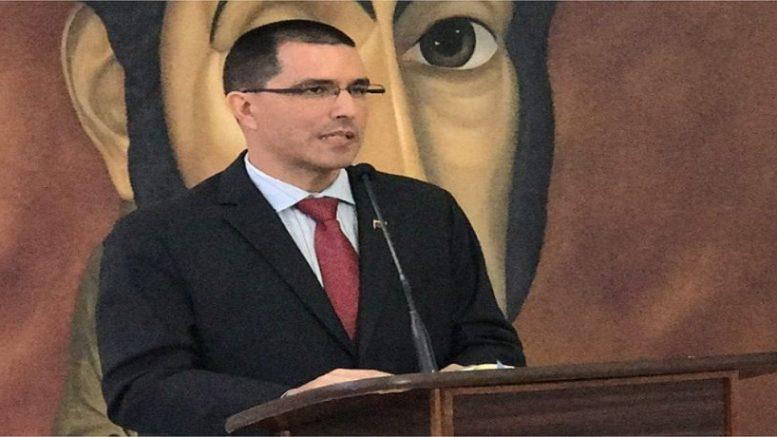 canciller venezolano Arreaza