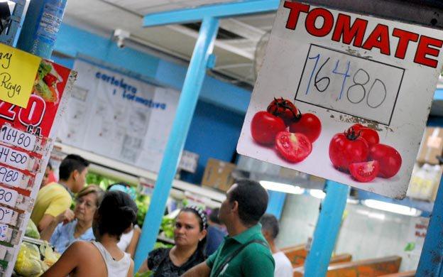 precios mercado de La Limpia Maracaibo