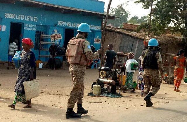 ataques a la ONU en el Congo