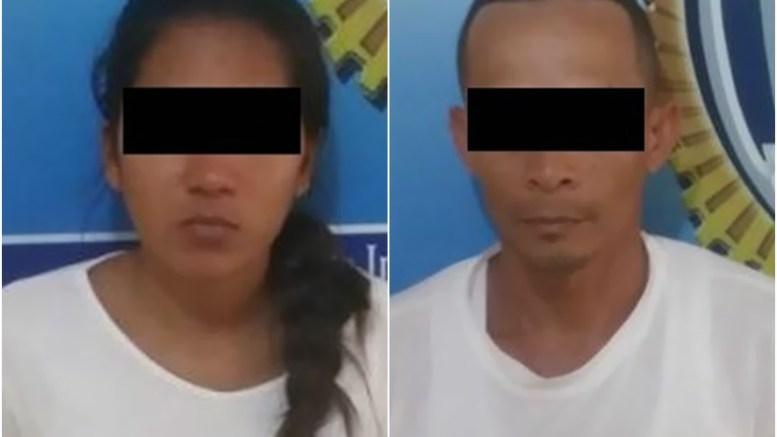 Deinysa Alejandra Caraballo Marín-Jackson José Urreta-detenidos