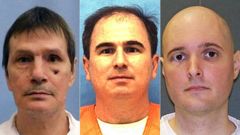 Estados-Unidos-ejecutará-tres-presos
