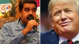 Maduro-Donald Trump