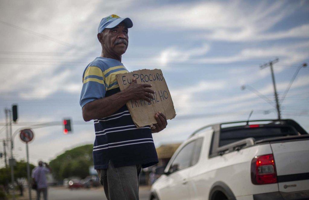 Migrante venezolano en brasil